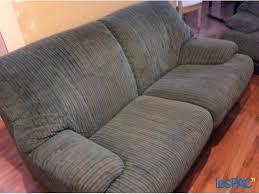 donner canapé a donner canapé et fauteuil assorti usagé à vendre à saguenay