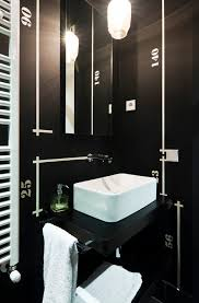 bathroom design 2 sq m in different types of housing 75