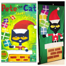 Pete The Cat Classroom Themes by Pete The Cat Saves Christmas