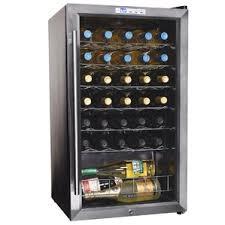 wine coolers refrigerators you ll love wayfair