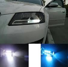 2x ps19w led bulbs daytime running lights drl parking light for