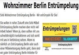 wohnzimmer berlin schöneberg entrümpelungservice mo sa 07