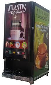 Atlantis Tea And Coffee Vending Machine For Sale In Delhi NCR