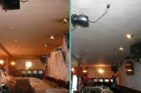 pittsburgh restaurant ceiling cleaning cleaning tile in hotels
