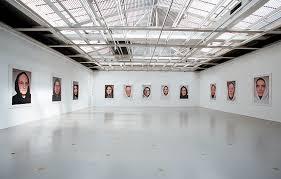 musee d modern de la ville de installation views photos roland fischer