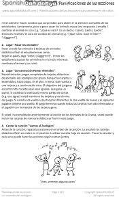 Los Animales Del Zoológico PDF