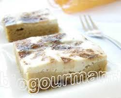 recette dessert avec yaourt gâteau au yaourt sans gluten façon tarte vanillée cuisine