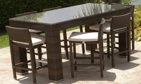 5 Piece Bar Height Patio Dining Set by Bar Amazing Coaster Fine Furniture 150293n Yates 5 Piece Counter