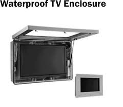 outdoor weatherproof tv cabinet …
