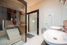 glas sauna als blickfang und wohlfühloase glaswerk design a