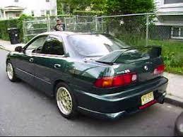 1997 ACURA INTEGRA DB8 TEST DRIVE