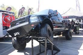 100 Mini Truck Scene Off Road Nights Feature Jeremy Taylors 2005 Ford F250