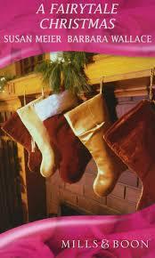Christmas Tree Amazon Local by A Fairytale Christmas Mills U0026 Boon Hardback Romance Susan Meier