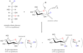 Chair Conformations In Equilibrium by 11 3 Hemiacetals Hemiketals And Hydrates Chemistry Libretexts