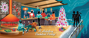 Christmas Cocktail Party Archives