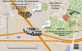 100 Gps Truck Route XSSecure GPS Tracking Devices To Track Your Kids Bus