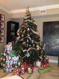 Unlit Christmas Tree by Non Toxic Munchkin Christmas Tree Showdown Natural Trees Vs