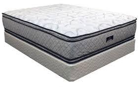 Serta Perfect Sleeper Air Mattress With Headboard by King Serta Perfect Sleeper Hotel Enrapture Ii Double Sided Eurotop