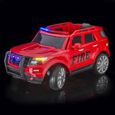 Fire Ranger Remote Control Ride On Car With Doors And Lights – Car ... Lot 246 Vintage Remote Control Fire Truck Akiba Antiques Kid Galaxy My First Rc Toddler Toy Red Helicopter Car Rechargeable Emergency Amazoncom Double E 4 Wheel Drive 10 Channel Paw Patrol Marshal Ride On Myer Online China Fire Truck Remote Controlled Nyfd Snorkel Unit 20 Jumbo Rescue Engine Ladder Is Great Fun Super Sale Squeezable Toysrus