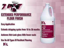 Zep Floor Finish Msds by 24 7 Extended Performance Floor Finish Youtube