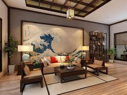 công ty thiết kế xây dựng song phát asiatische wohnzimmer