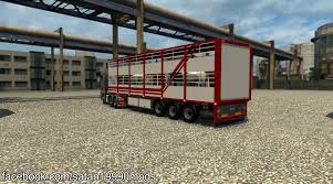TMP - ANIMAL TRAILER V1.1 | ETS2 Mods | Euro Truck Simulator 2 Mods ...