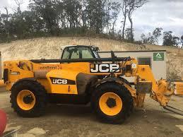 100 Jcb Melbourne 2012 JCB 550140 TELEHANDLER U3794 CEA