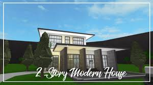 100 Picture Of Two Story House ROBLOX Welcome To Bloxburg Modern