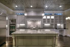 Tin Tiles For Backsplash by Tin Ceiling Tiles As Backsplash How To Install Tin Ceiling Tiles