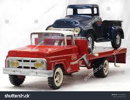 100 Truck Bed Ramp Tonka Hoist Vintage Toy Stock Photo Edit Now