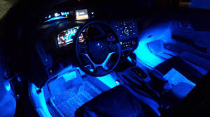 Blue Led Interior Car Lights Awesome Design #5 Ordinary Led Interior ...