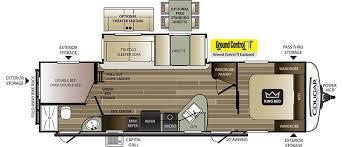 Montana 5th Wheel Floor Plans 2015 by Cougar Half Ton