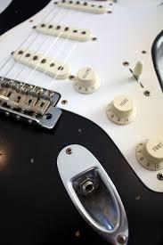 FileFender Road Worn 50s Relic Stratocaster Body Details 2 2009 01
