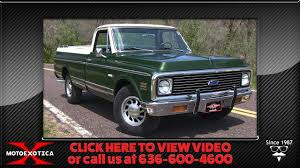 1971 Chevrolet C20 Fleetside Pickup || For Sale - YouTube 1971 Chevrolet C10 Offered For Sale By Gateway Classic Cars 2184292 Hemmings Motor News 4x4 Pickup Gm Trucks 707172 Cheyenne Long Bed Sale 3920 Dyler Sold Utility Rhd Auctions Lot 18 Shannons Classiccarscom Cc1149916 4333 2169119 For Chevy Truck Page 3 Truestreetcarscom Truck