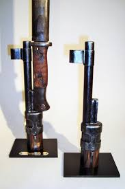 Display Stand For Mauser K98 Bayonet