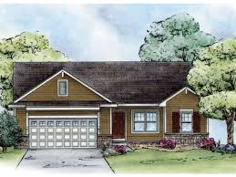 Craftsman Style House Plans Ranch by 159 Best House Plans Images On Pinterest Ranch Cambridge And