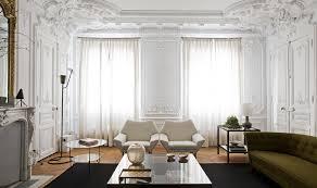 100 Parisian Interior Appartment Design Addicts Global Design Blog