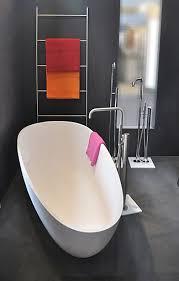 badewanne freistehend smooth 1 fa rifra badewanne freistehend mineralwerkstoff