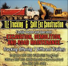 Excavation, Demolition, And Road Maintenance, TLE Trucking & Split ... Brookview Transport Llc Liquid And Dry Sweeteners Distribution Manufacturing Teamsters Local 120 Lakeville Motor Express Atlas Specialized Inc Careers Trucking X Company Rochester Ny Upstate State Files Suit Accusing Lmefle Of Fraud Movin Out Kuhnle Brothers 50 Years Truck Paper Driver Shortage May Get Worse Greenleaf Logistics An Unlimited Capacity To Move Any Type Of Dayton Freight Lines Dayton Freight Lines Terminals