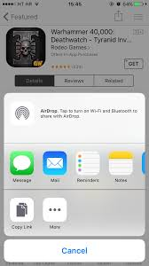 AirDrop not working Try these troubleshooting tips
