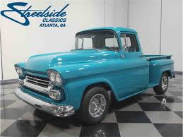 1959 Chevrolet Apache For Sale | ClassicCars.com | CC-1021932 1959 Chevrolet Apache For Sale Classiccarscom Cc954764 Sale Near Charlotte North Carolina 28269 300327equipped Napco 44 31 Project Bring A Trailer Suburban 4x4 Clean Vintage Truck Chevy Fleetside Truck 4x4 Chevrolet Apache Stepside Pickup Truck 1958 What Your 51959 Should Never Be Without Myrideismecom Panel Van Stock Photos Images Alamy Hot Rod Network This Equipped 3600 Is A No Nonse Go