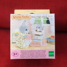 Sylvanian Families BABY HIGH CHAIR 5221 Epoch Calico ... Sylvian Families Baby High Chair 5221 Epoch Calico Critters Baby Tree House Accessory Set Doll Cheap Find Deals On Line At Red Roof Cozy Cottage Complete With Figure And Accsories Seaside Tasure Fence Main Door Flora Berry Get Ready For Bed Furbanks Squirrel Girl Bamboo Panda Pizza Delivery Luxury Townhome Deluxe Nursery Cf1554 Sophies Love N Care
