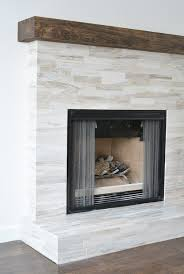 best 25 fireplace tile surround ideas on white
