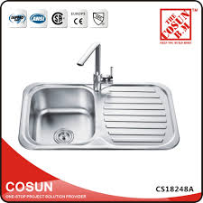 Stainless Steel Utility Sink With Right Drainboard by Stainless Steel Sink Stainless Steel Sink Suppliers And