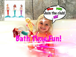 Disney Little Mermaid Bathroom Accessories by Bubble Bath Disney Princess Dolls Ariel The Little Mermaid Bath