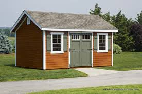 8x12 Storage Shed Ideas by Custom Storage Sheds For Sale In Pa Garden Sheds Amish Sheds