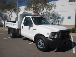 100 Ford F350 Dump Truck USED 2004 FORD DUMP TRUCK FOR SALE IN AZ 2387