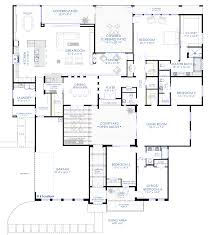 100 Contemporary House Floor Plans And Designs Courtyard Plan