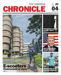 Big Ang Mural Forest Ave by The Nanyang Chronicle Vol 23 Issue 04 By Nanyang Chronicle Issuu