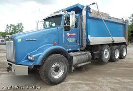 100 Kenworth Dump Truck For Sale 2008 T800 Dump Truck Item DA6374 6222017